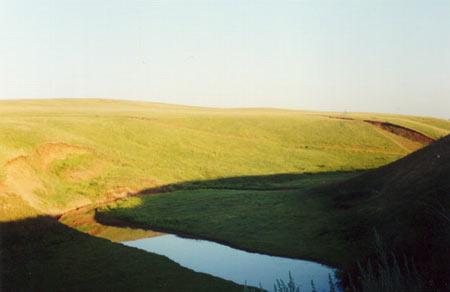 Топасевские склоны. Автор - Ильмира