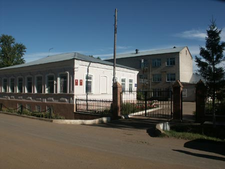Медицинское училище